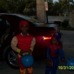 Halloween October 31, 2011